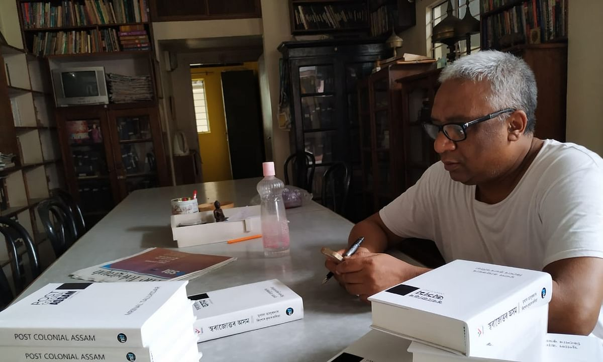Assam journalist's book finds a new taker: Library of Congress, US