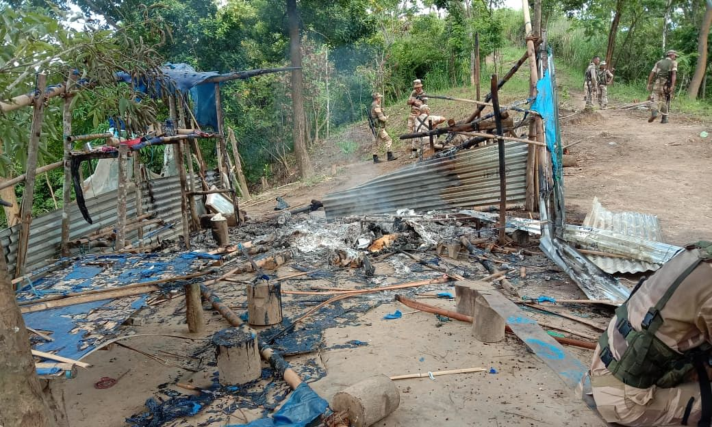 Nagaland: Peren-Dimapur land dispute turns ugly; shots fired