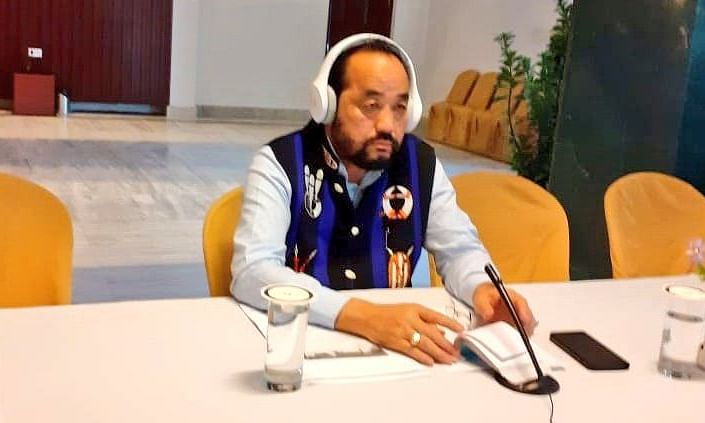 Nagaland: BJP wants to go solo in future elections
