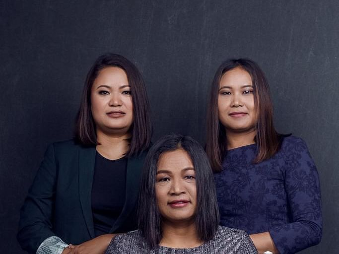 Meet the 3 sisters taking Mizoram fashion industry by storm