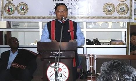 Mizoram leading among small states in health index: Minister