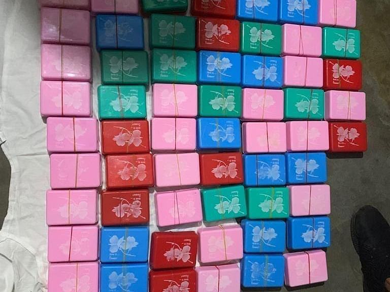 Manipur: Drugs worth over Rs 20 crore seized along Myanmar border
