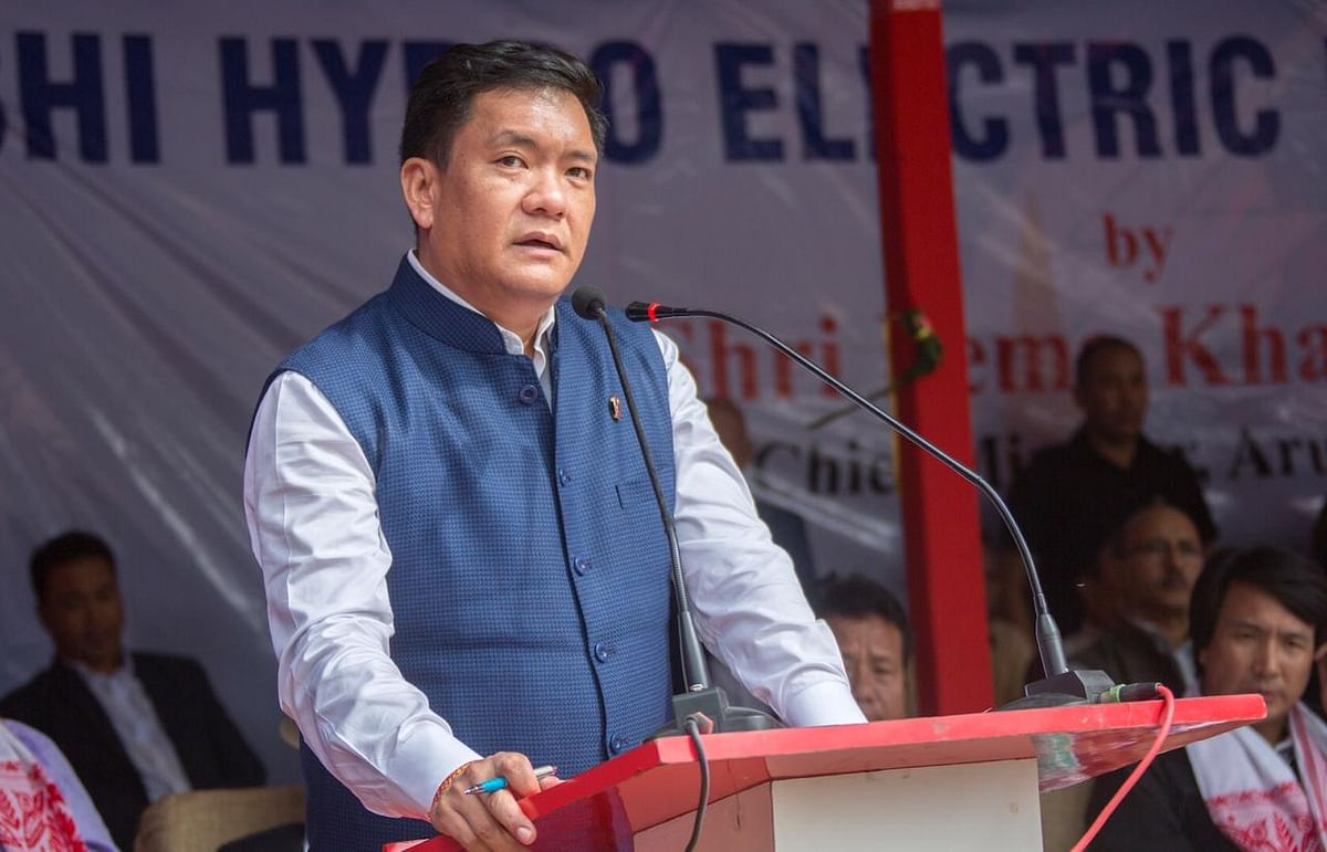 Arunachal Pradesh chief minister Pema Khandu said that it was a historic event as it was the first successfully developed project by a private developer in the state