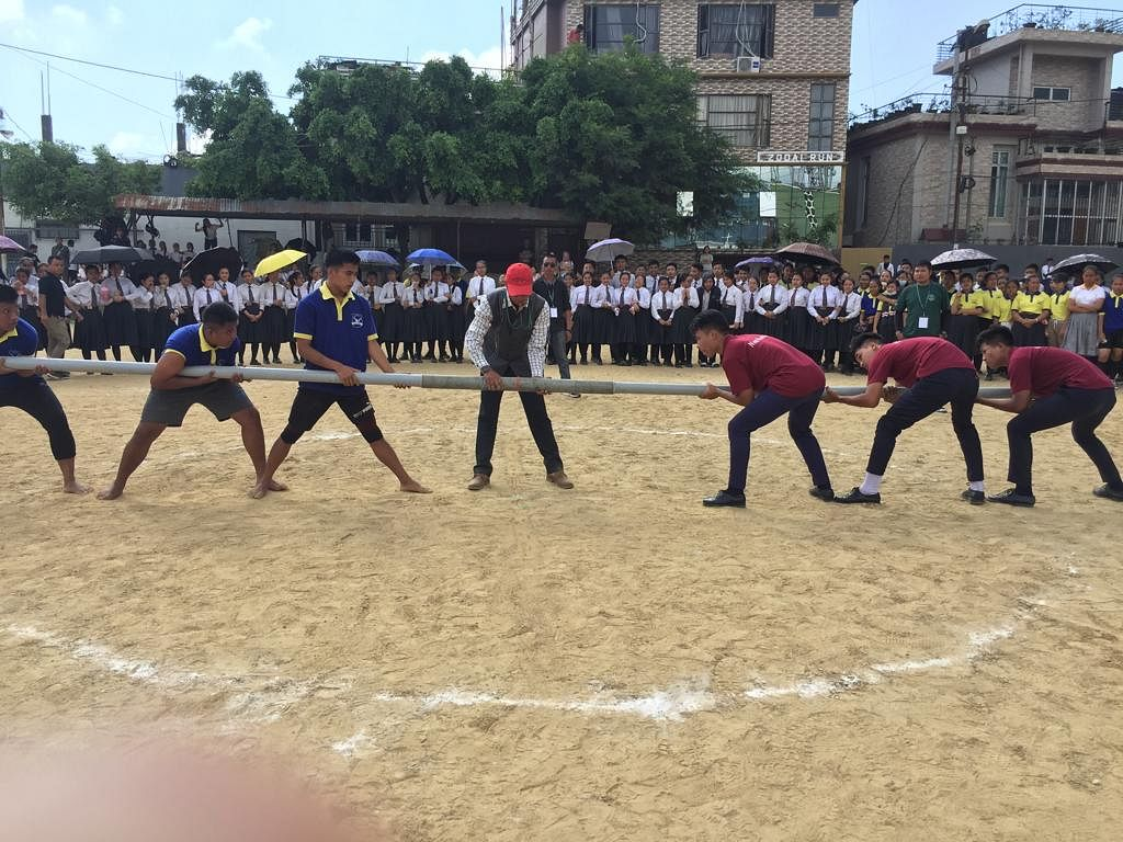 Mizo indigenous game to be showcased at Khelo India Youth Games