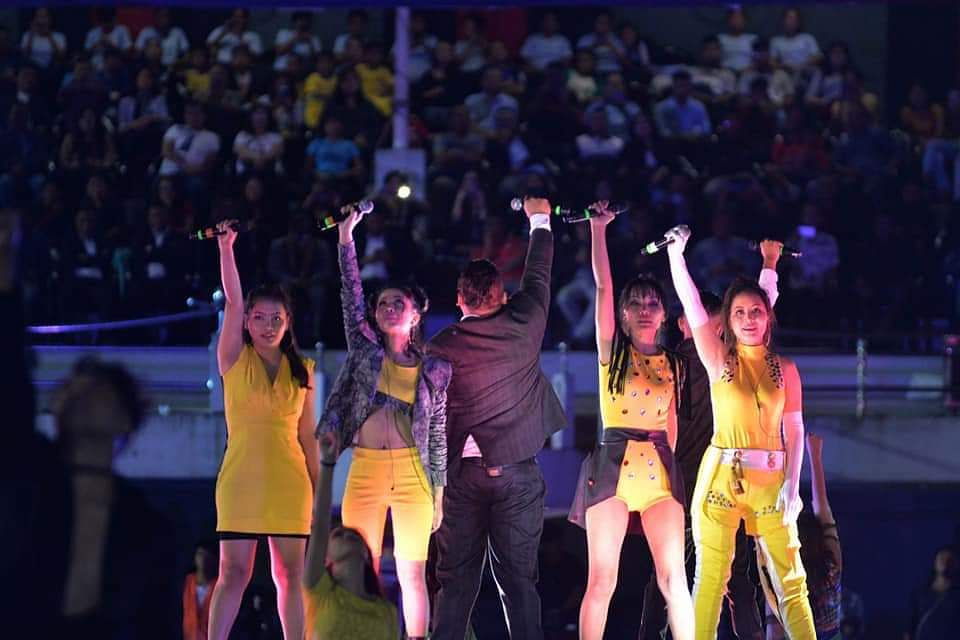 The opening ceremony of Mizoram Premier League Season 8 featured performances from top artistes in the state