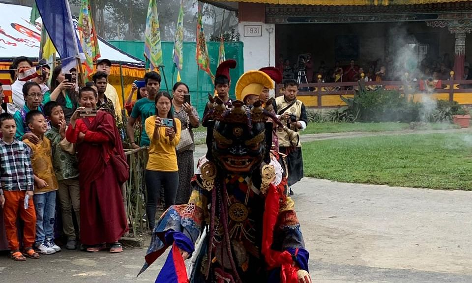 Sikkim: Pang Lhabsol celebrated with a 'green' message this year