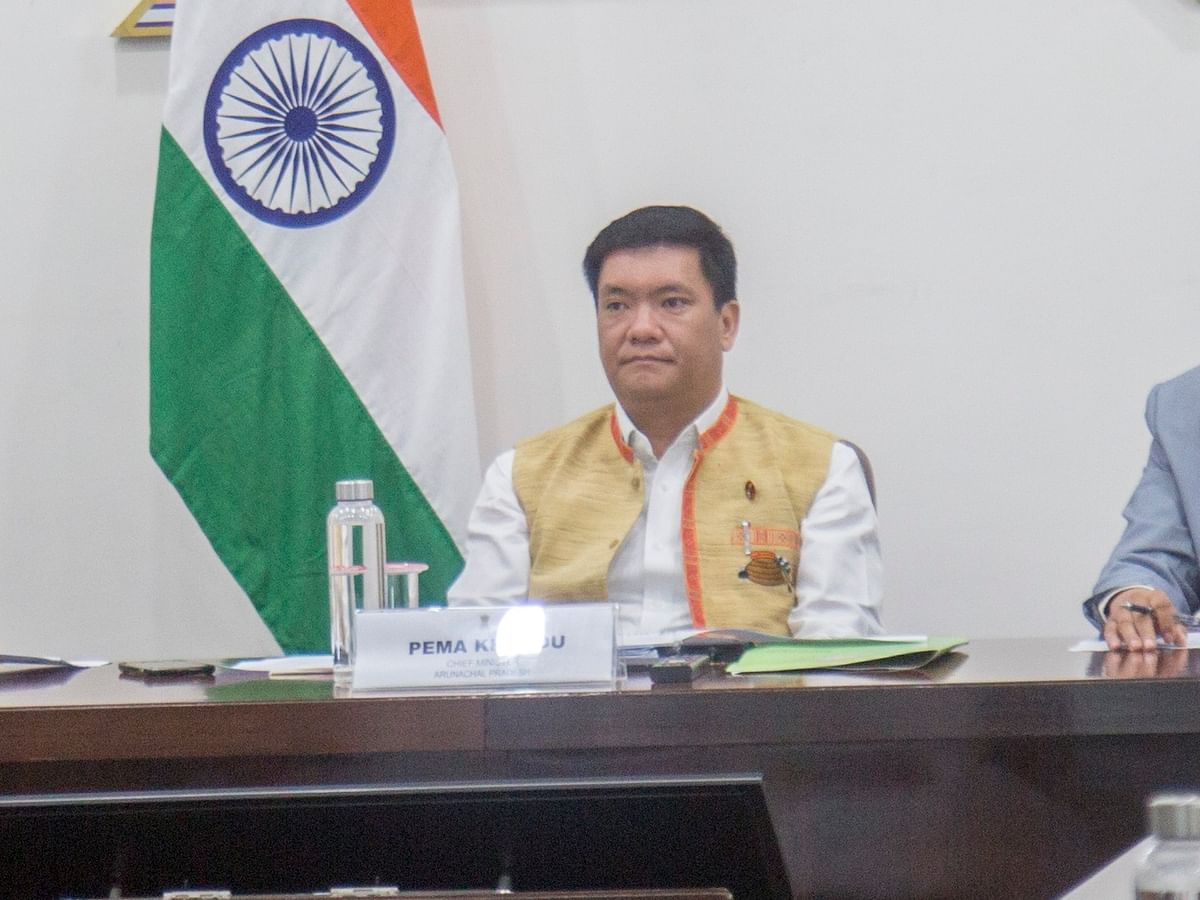 Focus on tourism promotion, not on constructions: Arunachal CM