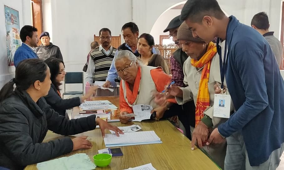 Dates for by-elections in Sikkim, Assam and Arunachal announced