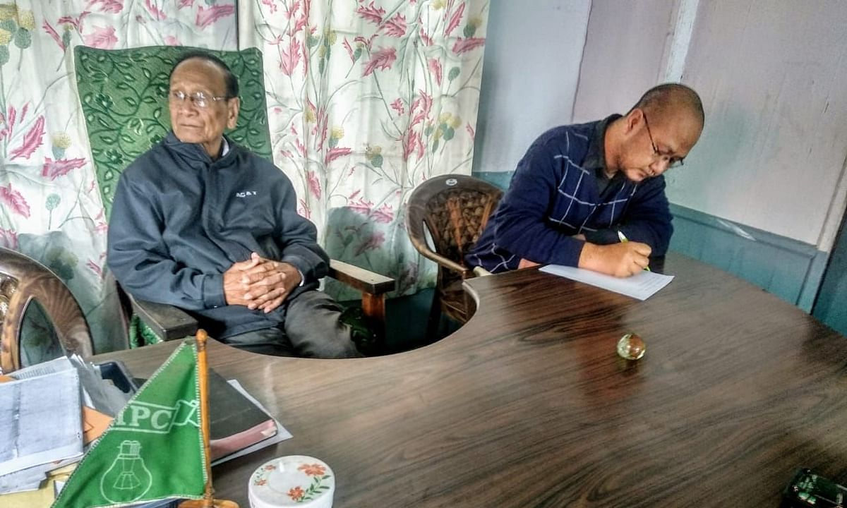 Mizoram parties critical of Election Commission's remark on Brus