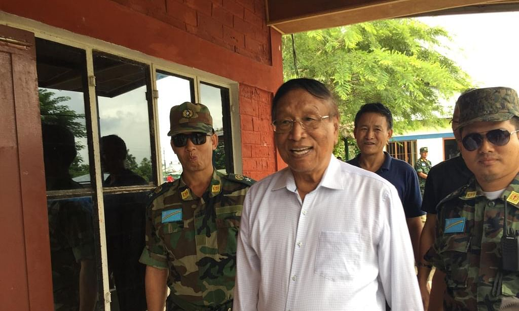 Naga peace talks heading towards uncertainty? PM monitoring scene