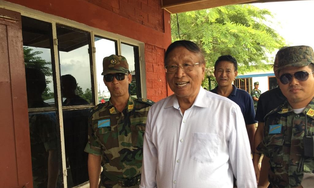 History is being repeated, but at what cost? NSCN-IM asks Centre