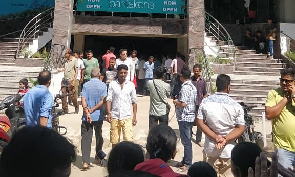 Assam: Man found dead in newly constructed Dibrugarh mall