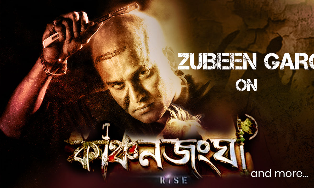 Zubeen Garg sets the bar high for Assamese film promotion