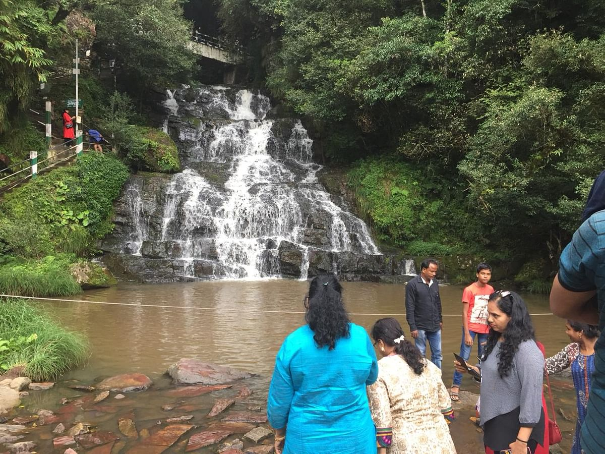Meghalaya govt decides to reopen 3 tourist spots in state for locals