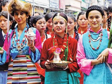 Sikkimese women and the denials