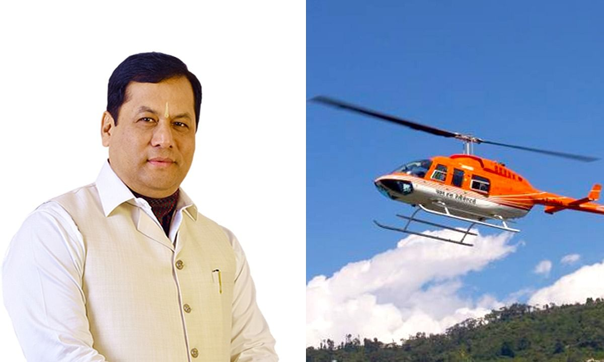 How 2 alert helicopter pilots saved the day for Assam CM & team