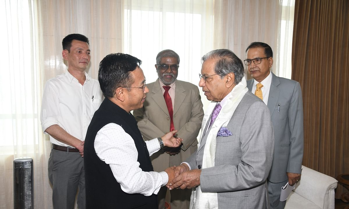 Sikkim demands Rs 71,623 crore from 15th Finance Commission