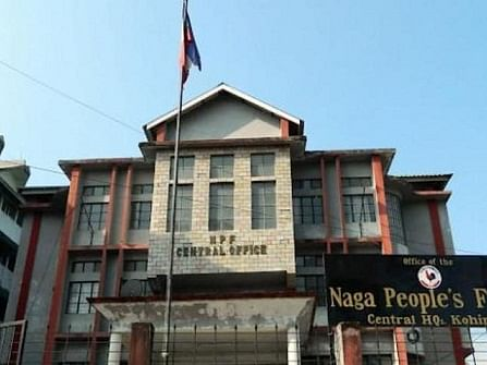 Nagaland Oppn NPF to protest against CAA during Assembly session