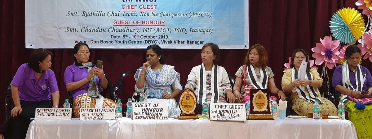 40th foundation day cum general body meeting at Don Bosco Youth Centre in Itanagar on Thursday.