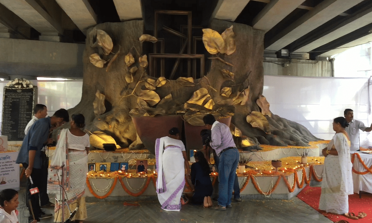 Guwahati pays tribute to victims of 2008 Assam bombings