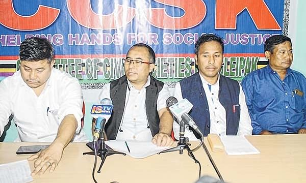 'Naga peace talks should not touch integrity of Manipur'