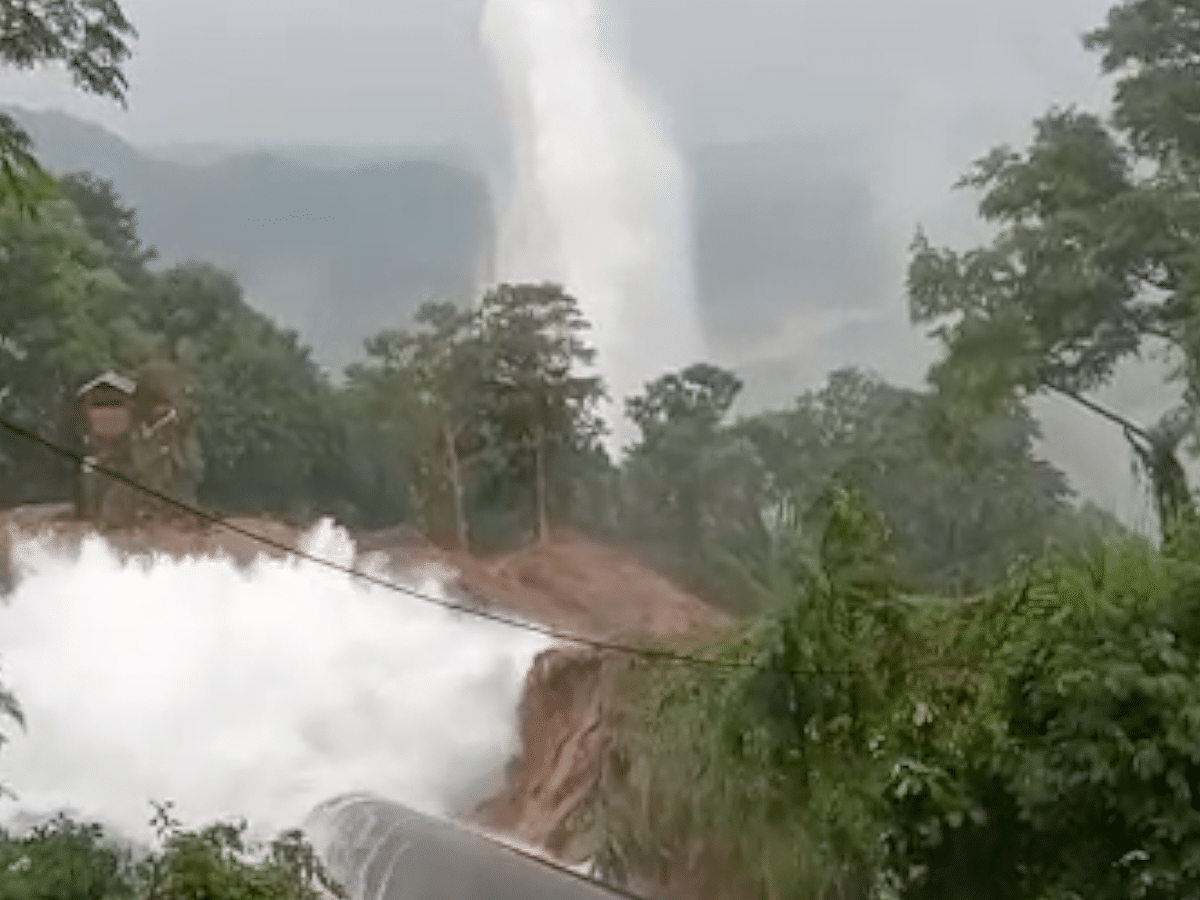 Assam hydro-power plant mishap: 4 missing, rescue ops affected