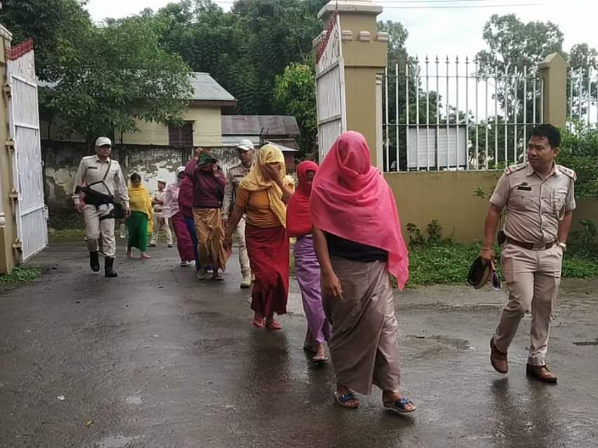 Manipur: 14 held for moral policing in Bishnupur