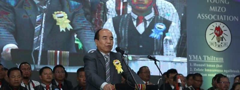 Mizoram chief minister Zoramthanga  said that the Congress has ruled Mizoram for many years but never worked for the state with a sense of ownership