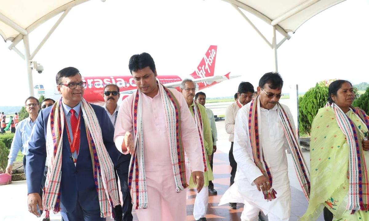 Those found involved in corruption won't be spared: Tripura CM