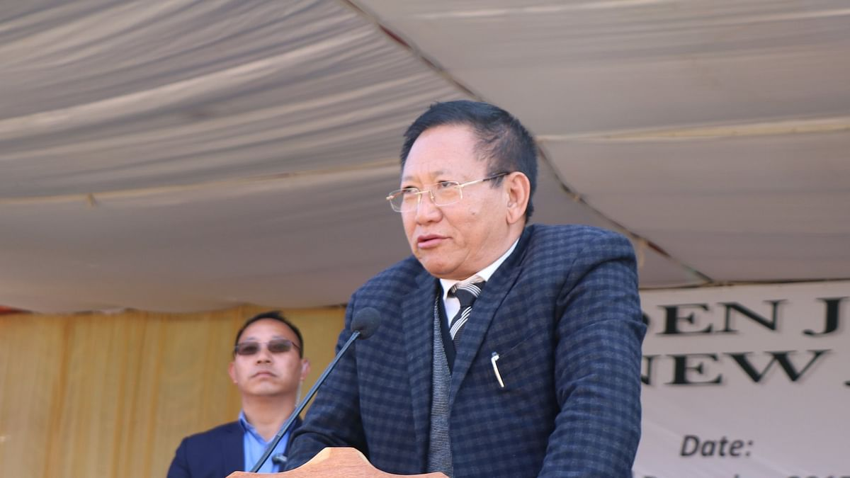 Nagaland: Oppn leader's Twitter account hacked, later restored