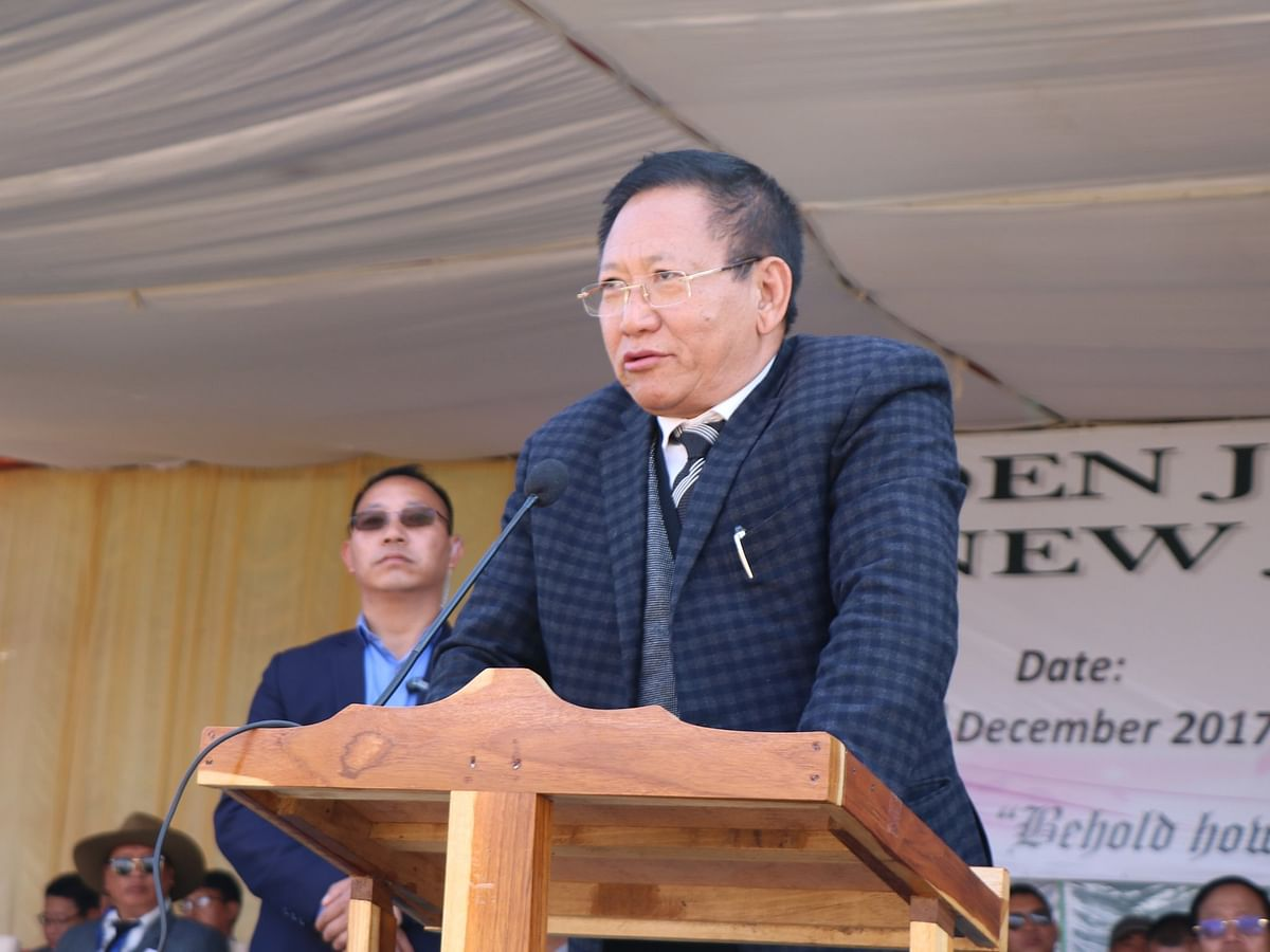 Nagaland: Oppn decries postponing  meeting on Naga political issue