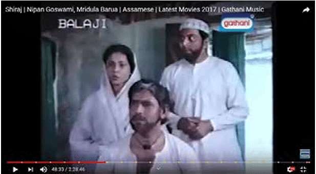 Why there's 'vague' presence of Assamese Muslims in films