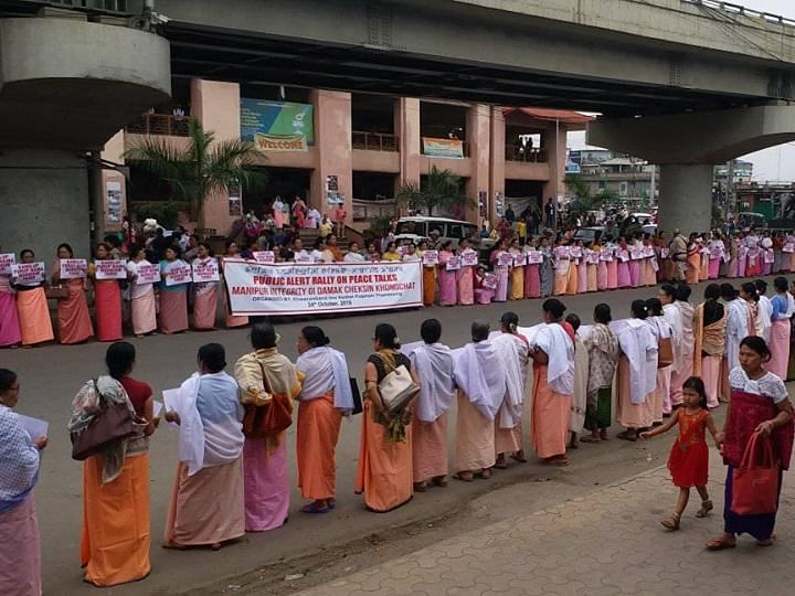 Why Manipur women are up in arms over ongoing Naga political talks