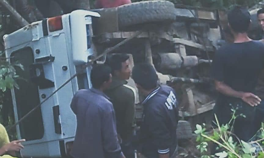 Manipur: 1 dead, 7 injured as SUV falls into gorge in Ukhrul