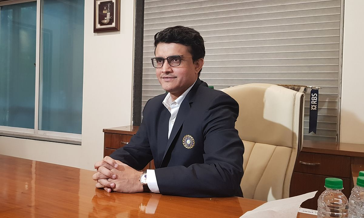 Sourav Ganguly takes up the reins of BCCI as its 39th president