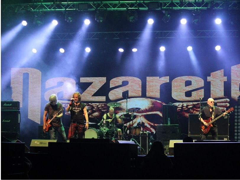 Manipur: Fans go crazy as Nazareth steals the show at Shirock 2019
