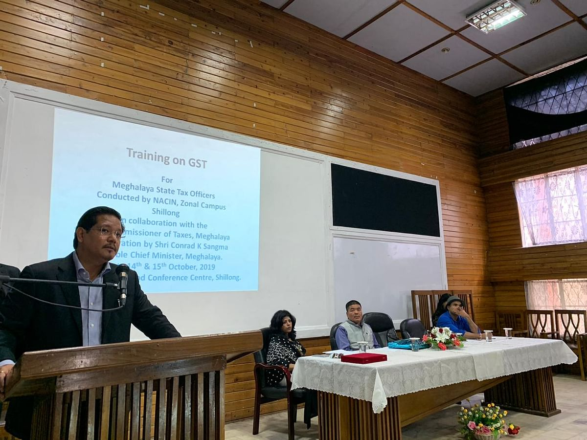 Meghalaya CM appeals all to increase state revenue collection