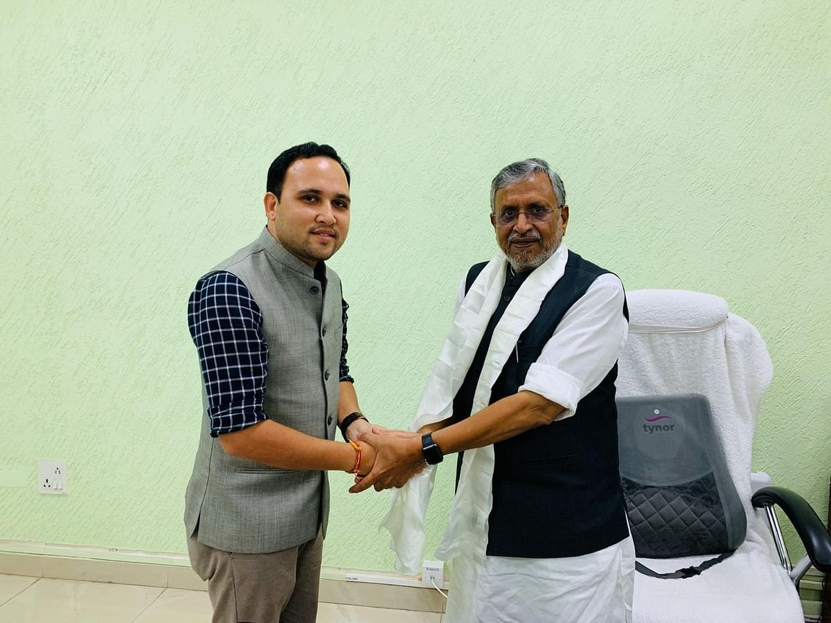 Sikkim CM PS Golay donates Rs 25 lakh for Bihar flood victims