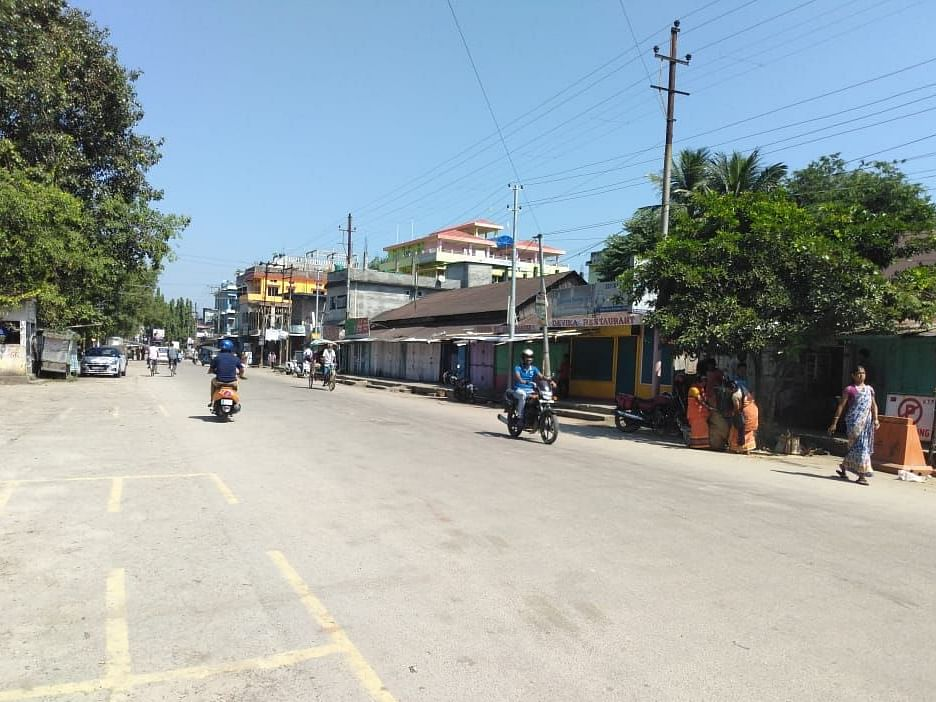 Assam: Bandh over  businessman's abduction paralyses life in BTAD