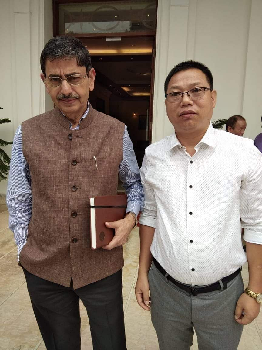 While NSCN-IM general secretary Thuingaleng Muivah will lead the NSCN-IM team, RN Ravi is likely to head the team of Union home ministry during the crucial meeting on Naga peace talks in New Delhi on Thursday