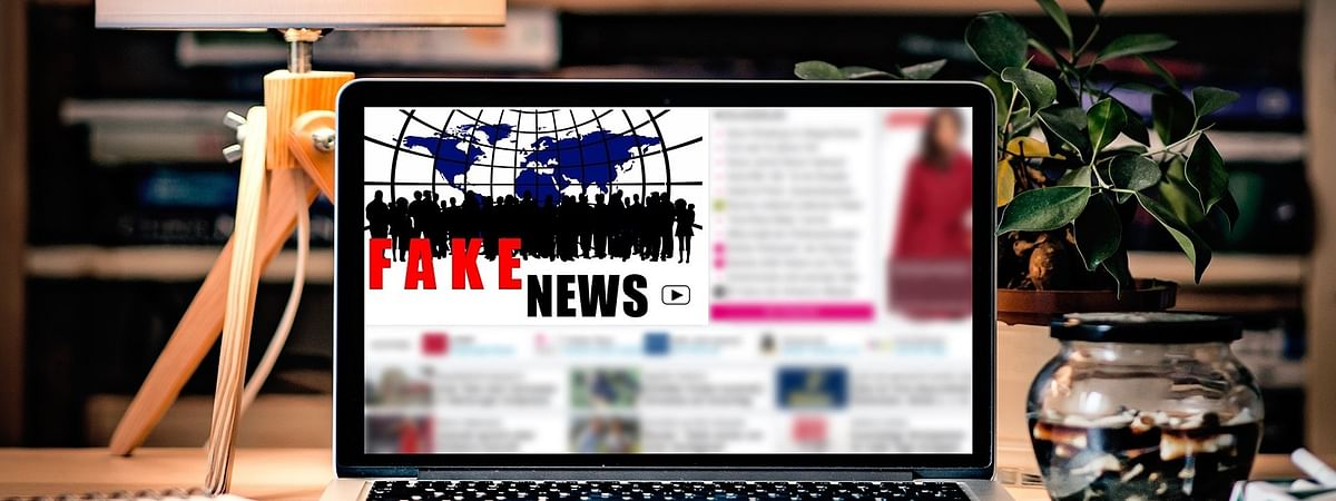 The plea to check on the menace of fake and paid news on social media platforms