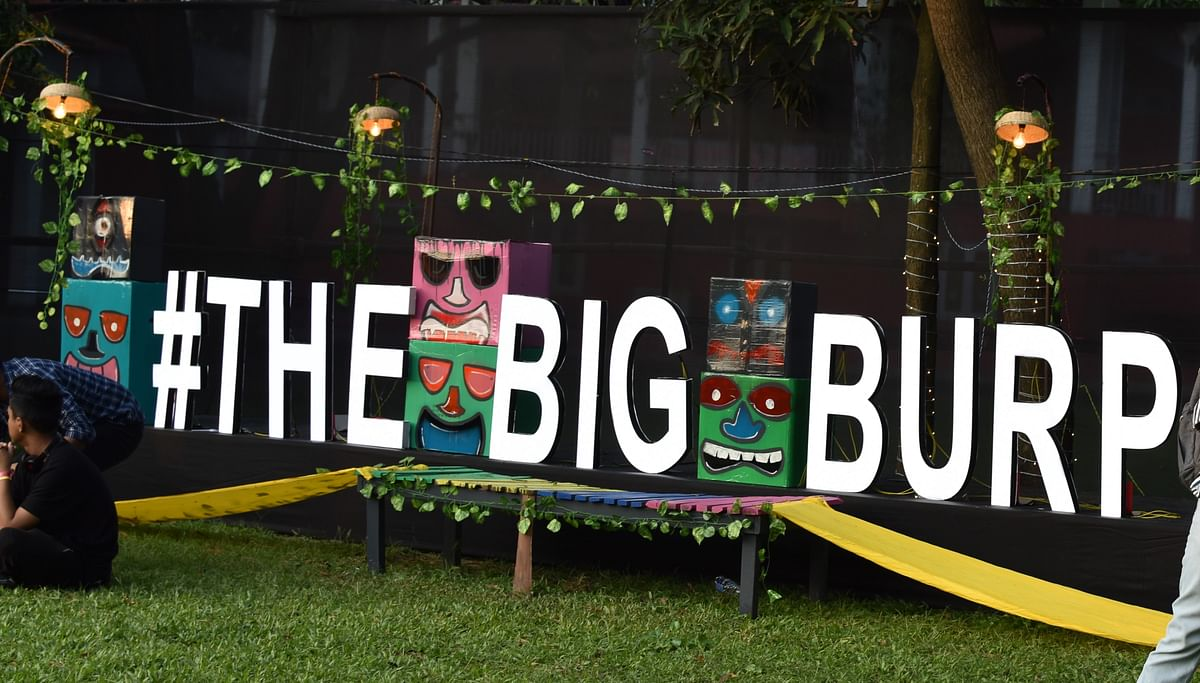A one of its kind music-cum-food fest, The Big Burp! presented a plethora of memorable moments for the audiences