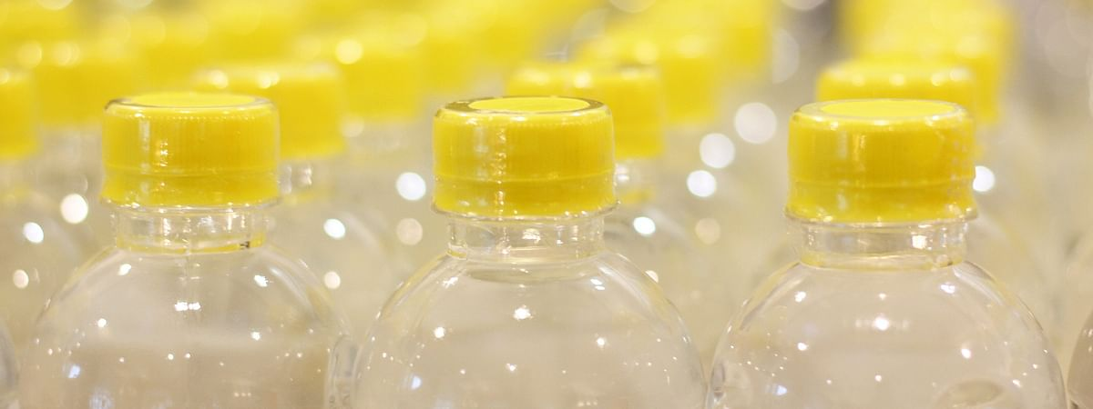 The CM said that in the coming days shops and hotels will have to stop selling the plastic packaged water bottles