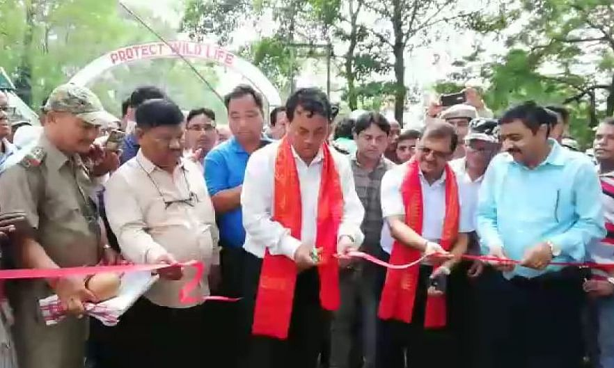Assam's Manas National Park reopens after monsoon break
