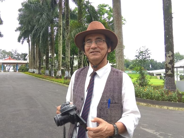 Taro Chatung: Simple human being, yet with a daring personality