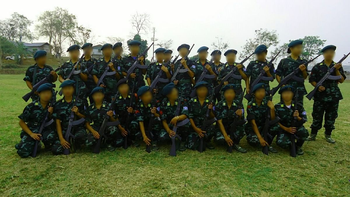 It has been learnt that around 80 Kukis are undergoing training at NSCN-U's Khehoi Camp in Peren district of Nagaland, a press statement issued by NSCN-IM's 'ministry of information and publicity' said
