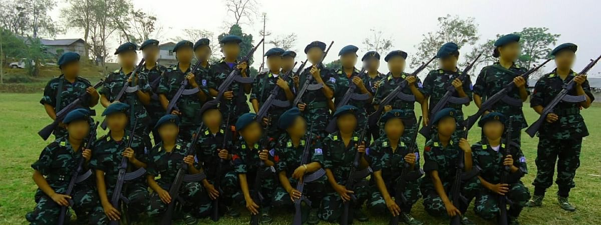 While 15 belonged to the 'political' section of NSCN-IM, the remaining seven were from the armed wing of the Naga insurgent outfit