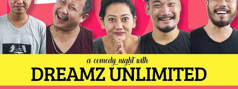 The comedy show presented by Dreamz Unlimited will feature 11 artistes from Nagaland
