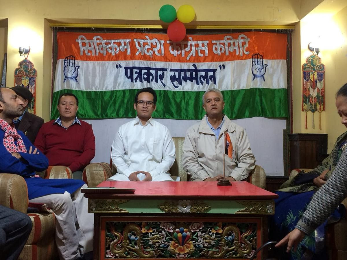 SKM has become BJP's Trojan horse,  alleges Cong MP Gaurav Gogoi