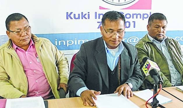 Two dissident leaders -- identified as Yamben Biren and Narengbam Samarjit and who claimed to represent titular king Leishemba Sanajaoba -- announced that they have formally launched a 'government in exile' called 'the Manipur State Council' during a press conference held in London on Tuesday